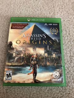 Assassin s Creed Origins Xbox One
