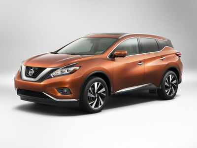 2018 Nissan Murano S (Magnetic Black Metallic)
