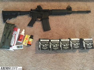 For Sale: American Tactical AR-15 Like New