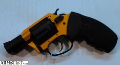 For Sale: Charter Arms Goldfinger