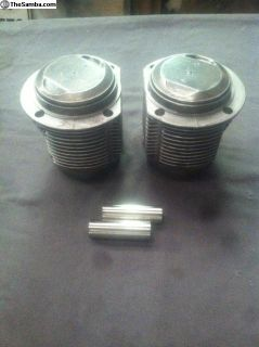 Porsche 912 Mahle Standard 82-5 MM Piston and Cyl