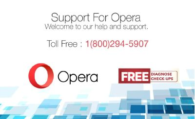 Opera Browser security Toll free:1-800-294-5907