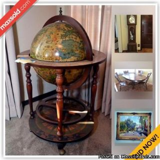 Los Angeles Estate Sale Online Auction