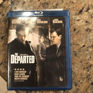 Blu-ray DVD The Departed