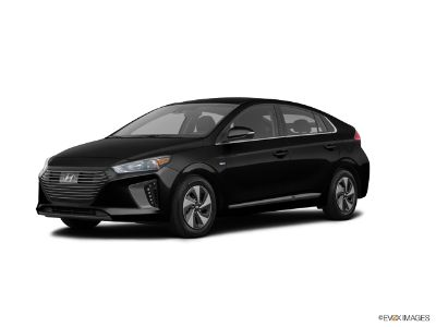 2018 Hyundai IONIQ Hybrid SEL (Black Noir Pearl)