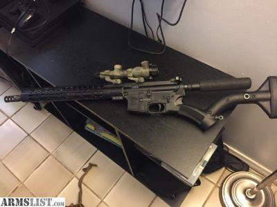 For Sale: california compliant AR15