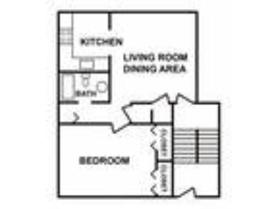 Hawthorne Place Apartments - One BR Apartment