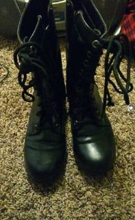 Size 7 Non-Slip Tall Work Boots