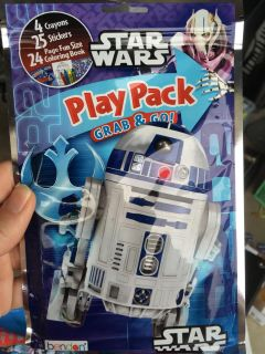 Star Wars play pack
