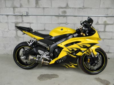 2008 Yamaha YZF-R6 SuperSport Motorcycles Springfield, MA