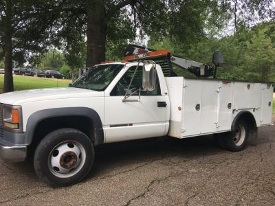 2001 Chevy 3500 HD