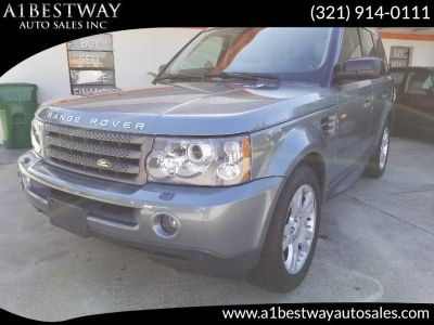 2006 Land Rover Range Rover Sport HSE (Giverny Green)