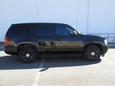 2012 Chevrolet Tahoe PPV (Black)