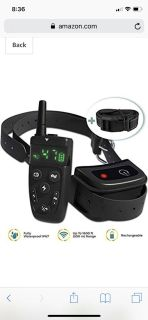 New All-New 2019 Dog Training Collar with Remote