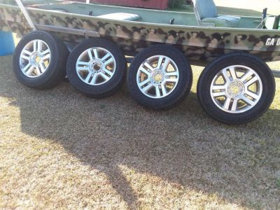 Tires, and Rims