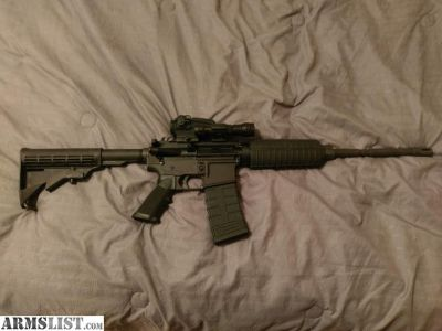 For Sale: AR-15 Never Been Fired