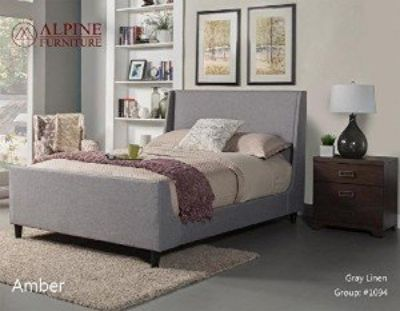 Live-Eat-Sleep Luxurious Queen Bed