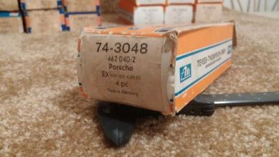 Purchase NOS PORSCHE 356SC / 912 GERMAN ATE/TRW SODIUM FILLED EX VALVES # 74-3048 motorcycle in Castro Valley, California, United States, for US $275.00