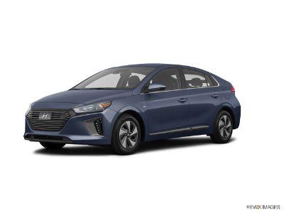 2017 Hyundai IONIQ Hybrid 5DR BLUE HATCHB (SUMMIT GRAY)