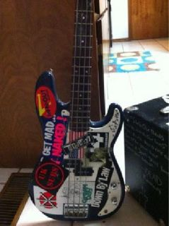 $100 Fender Bass and AMp