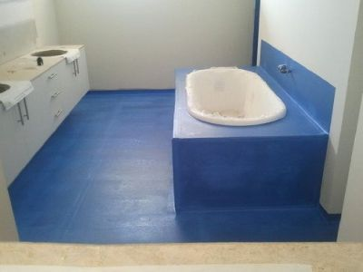 V S Enterprises - Bathroom Epoxy Water Proofing Treatment