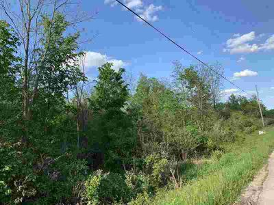 400 W S Hartford City, Heavily wooded lot with lots of road