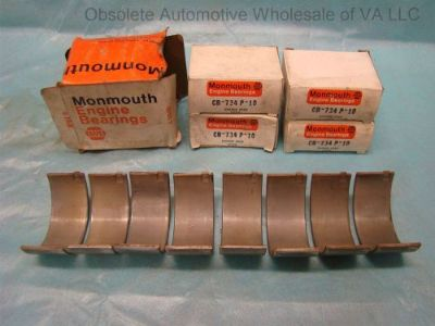 Find Volvo 122 123GT 131 142 144 544 P1800 1800E 1800ES B18 B20 Rod Bearing Set 010 motorcycle in Vinton, Virginia, United States, for US $60.00