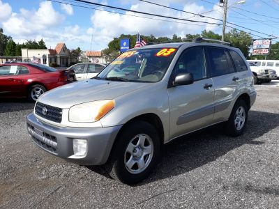 2003 Toyota RAV4 Base (Gold)