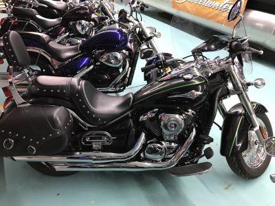 2015 Kawasaki Vulcan 900 Classic LT Cruiser Motorcycles Coloma, MI