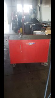 Snap On Taco Wagon tool box.