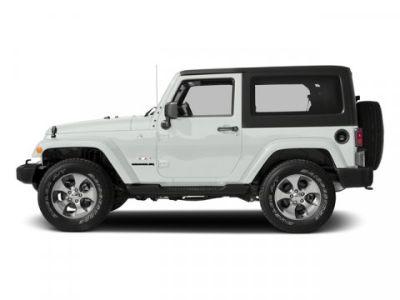 2017 Jeep Wrangler Sahara (Bright White Clearcoat)