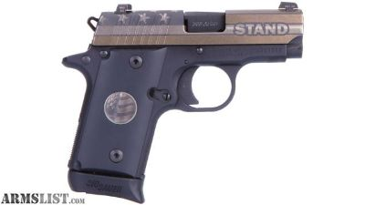 For Sale: NEW SIG SAUER P238 380ACP STAND