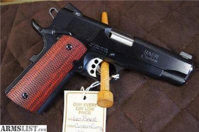 For Sale: Les Baer 1911 Custom
