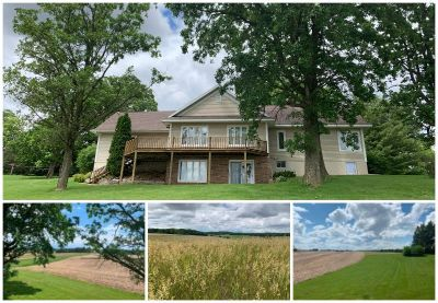 4 Bedroom 2 Bath Country Home on 4..