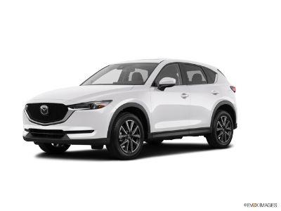 2018 Mazda CX-5 GR TOURING  AUTO (Snowflake White Pearl Mica)