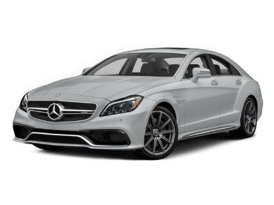 2015 Mercedes-Benz CLS-Class CLS63 AMG (Obsidian Black Metallic)