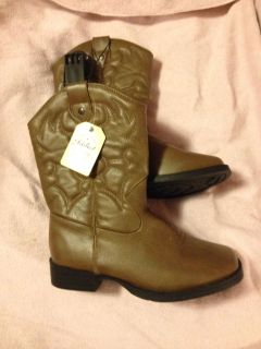 NWT Cowboy Boots Size 2 $10.00