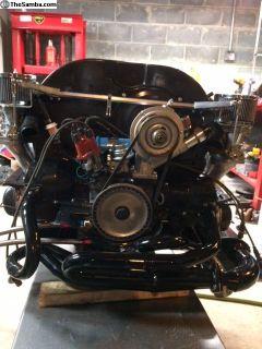 1800cc Motor Complete Rebuild Dual Weber