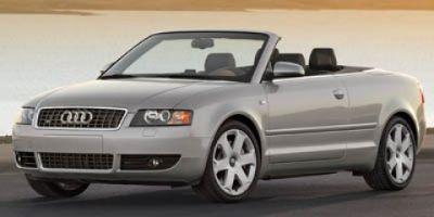 2005 Audi S4 quattro (BLACK)