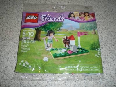 Lego #30203 Friends Mini Golf polybag NEW