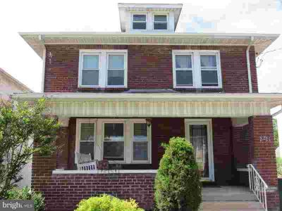 2221 W Market St York Four BR, Solid Brick home with detached