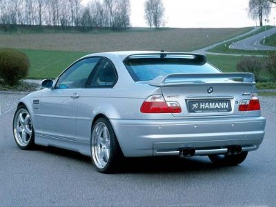 Find Original HAMANN BMW M3 E46/Coupe Rear Spoiler motorcycle in Rowland Heights, California, United States, for US $400.00