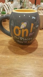 Dr. Seuss coffee cup new