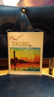 Pen and Sword 2012/2013 A Brother Martin publication. Poetry and artwork by Brother Martin students. Asking $1.00