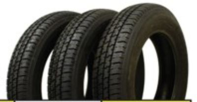 Firestone F560 Series Tires 135-145