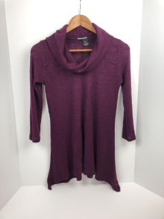 DKNY cowl neck sweater size S