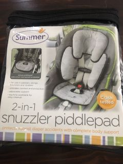 Stroller and car seat protecter