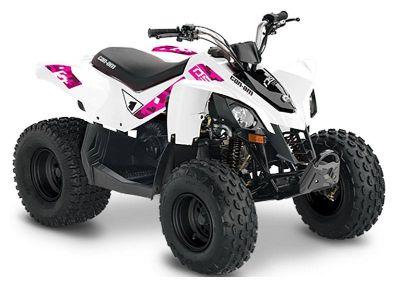 2019 Can-Am DS 90 ATV Kids Jesup, GA