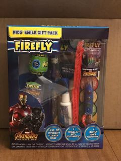 Avengers Oral Care Gift Set. (See pics)