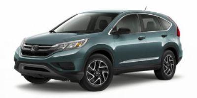 2016 Honda CR-V SE (Gray)